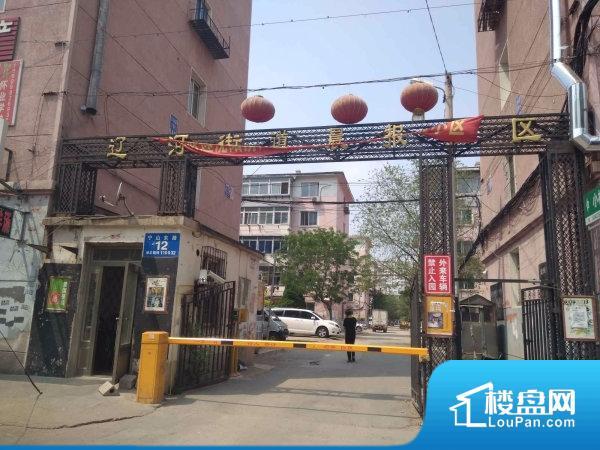 辽河街道晨报社区