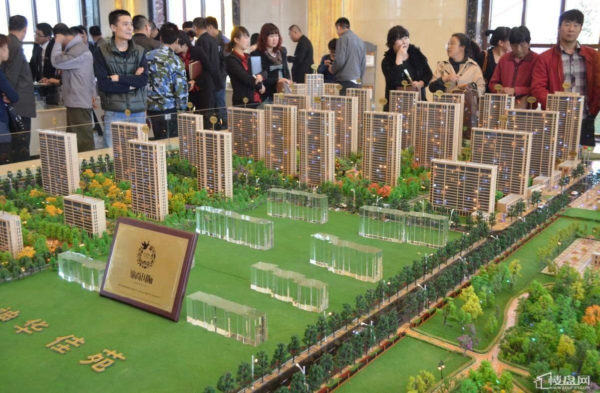 锦尚国际别墅实景图