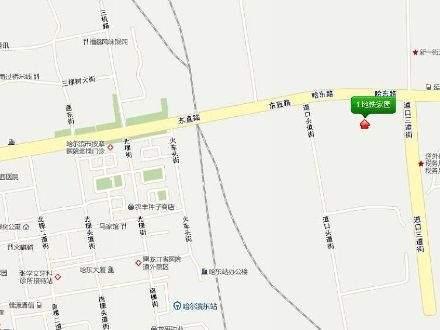 地铁家园商铺位置图