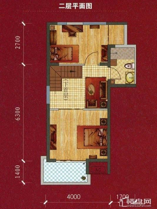 江南文枢苑三期公寓户型图
