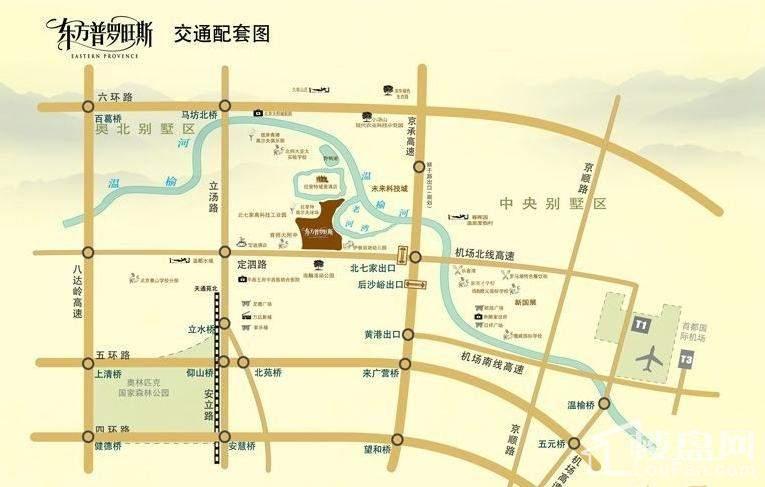 北京壹号庄园位置图