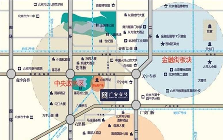 广安壹号位置图