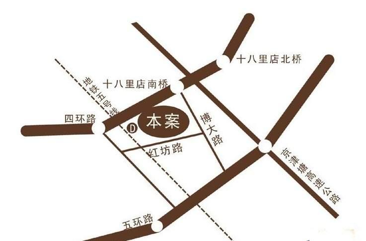 江南山水位置图