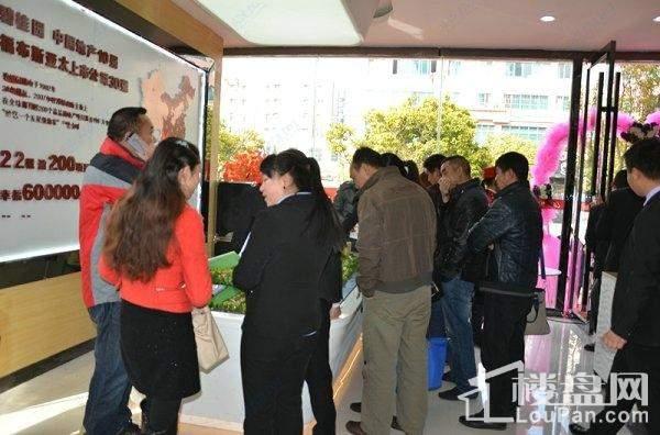 曲靖碧桂园展厅暨时尚奢侈品展于今日拉开帷幕
