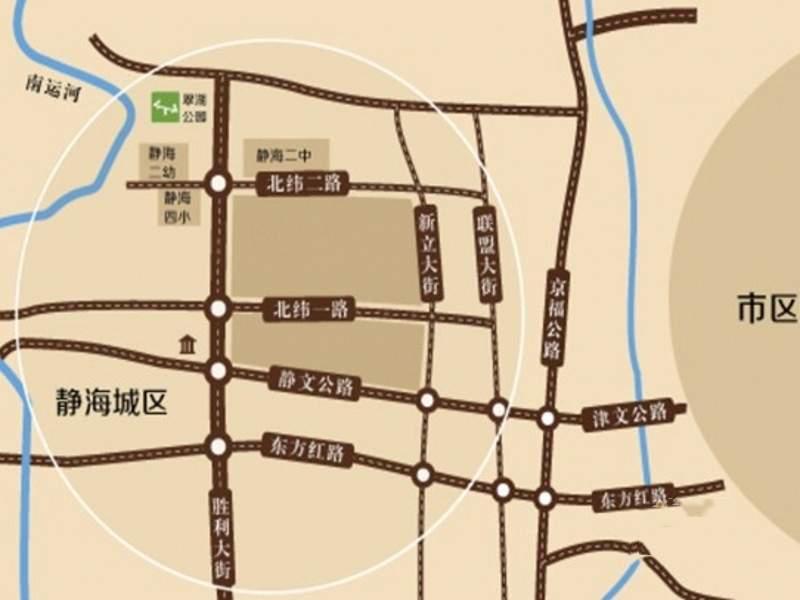 宇泰泰悦位置图