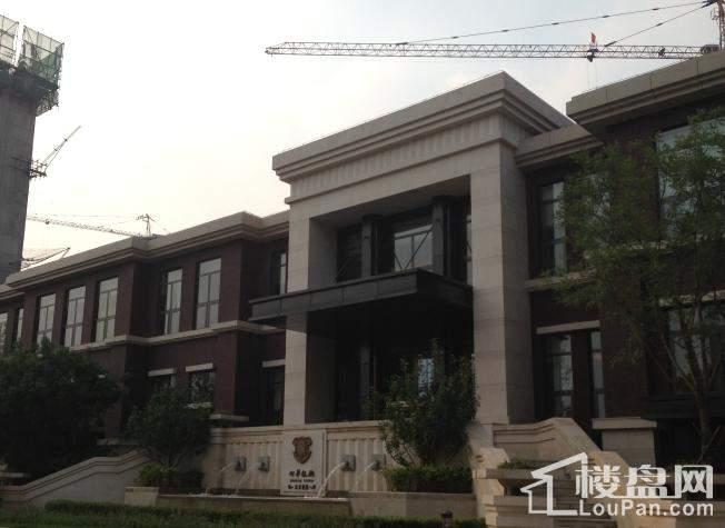 北京城建·世华龙樾实景图