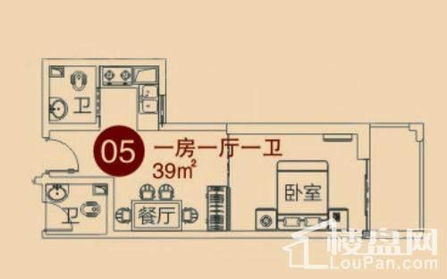 2#C单元05户型图