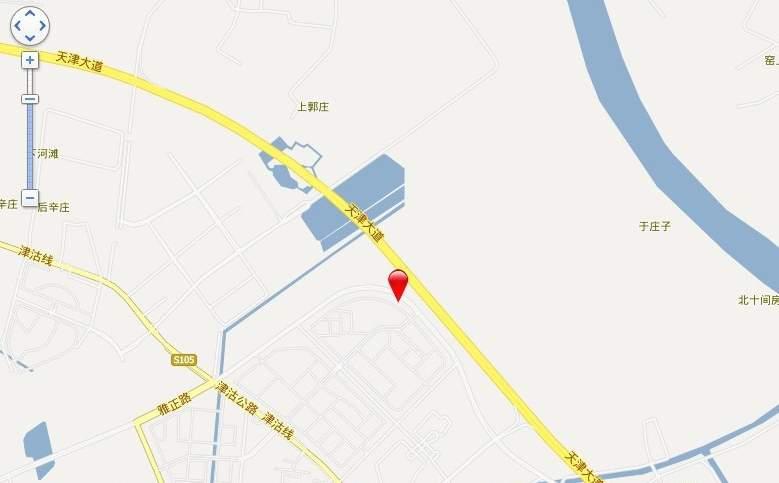 仁恒滨河湾位置图