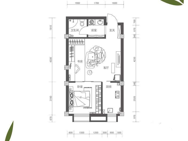 3号楼公寓