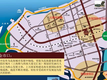 聚商大厦位置图