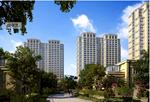 世茂紫茂城:目前正在销售4期,最后一栋高层11#楼