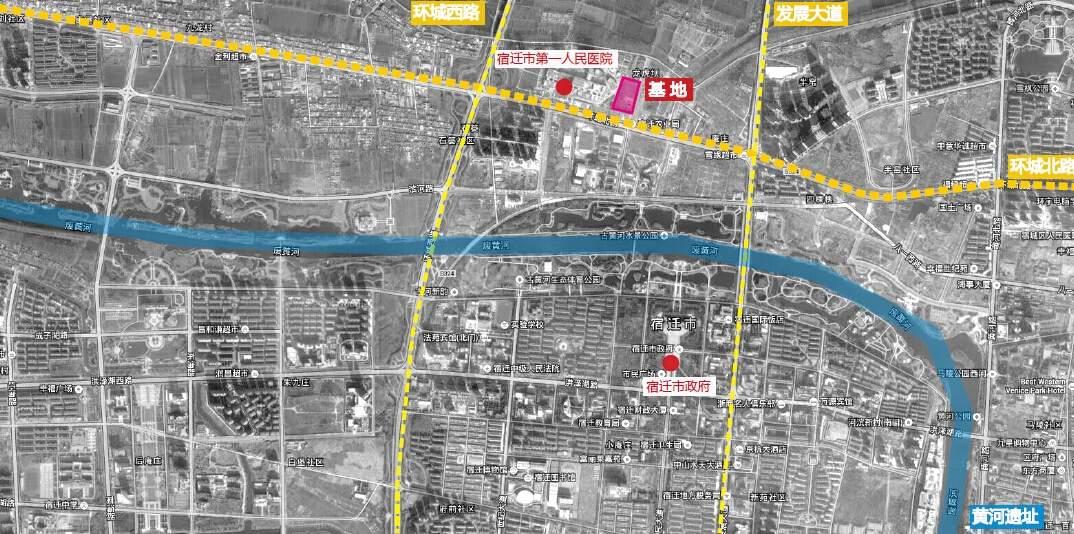 恒茂商业广场位置图