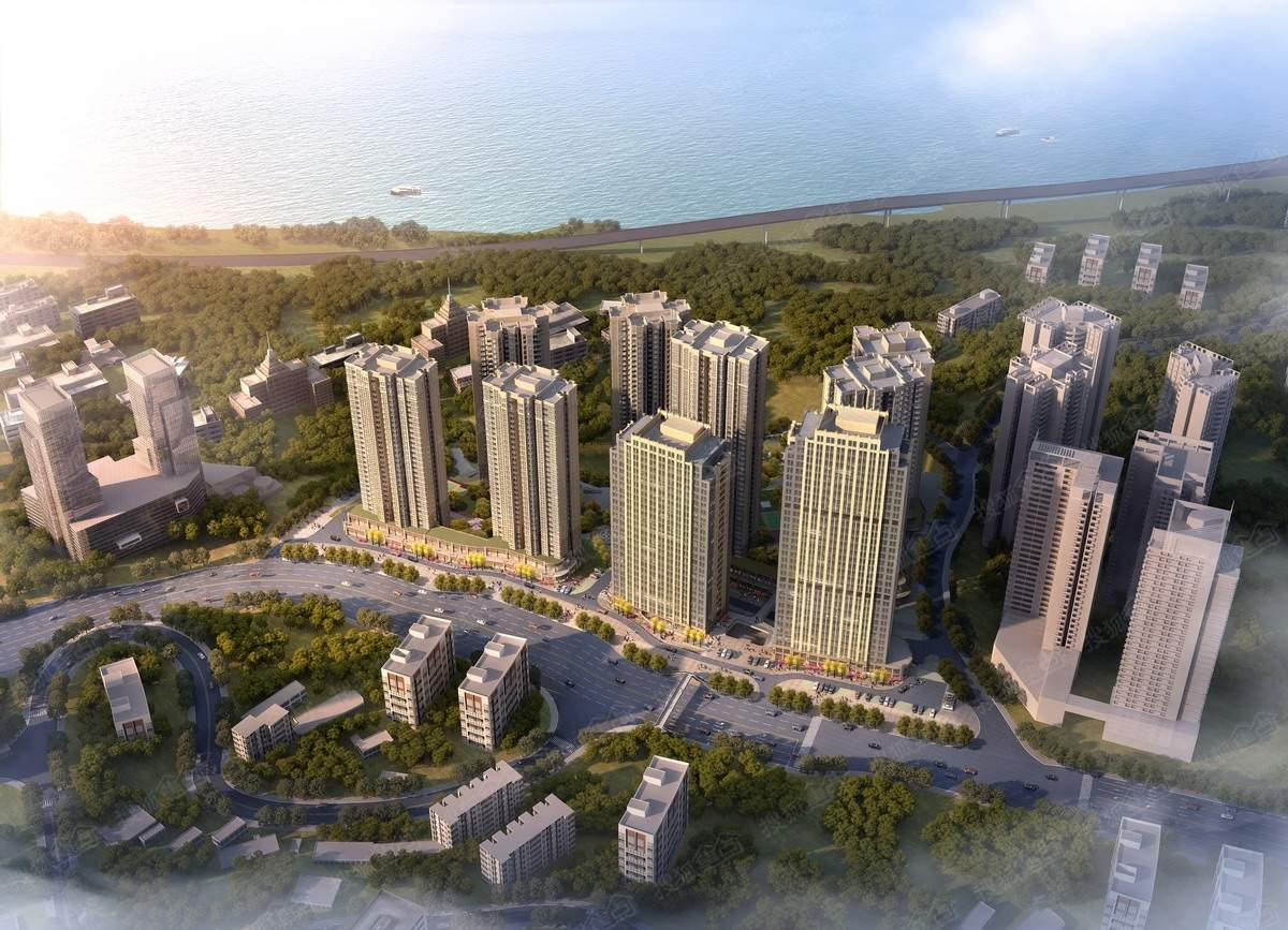 重庆和泓江山国际高清图