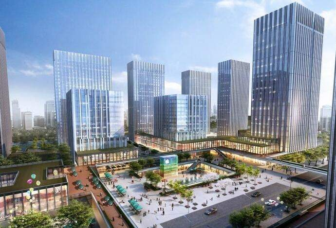为您推荐绿地环球文化金融城