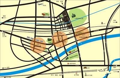 鼎城位置图