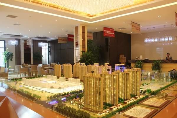 宝龙城市广场实景图