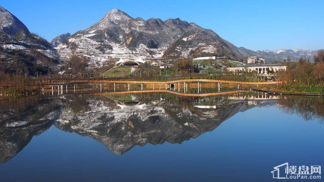 六盘水碧桂园实景图