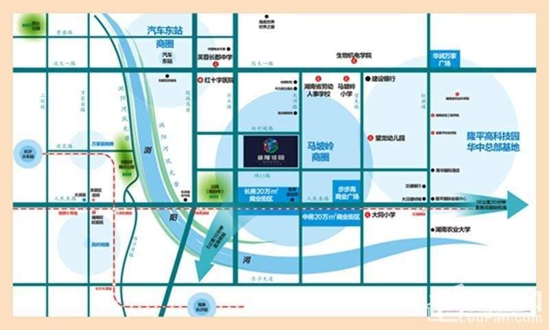 盛隆佳园位置图