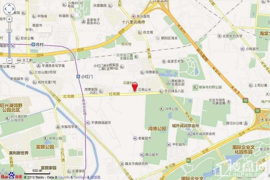 江南府位置图
