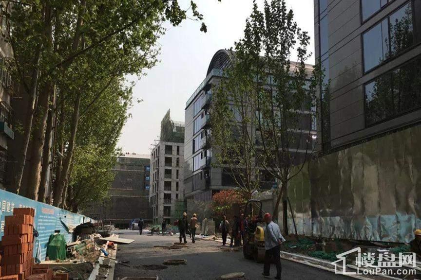 北京壹号院实景图