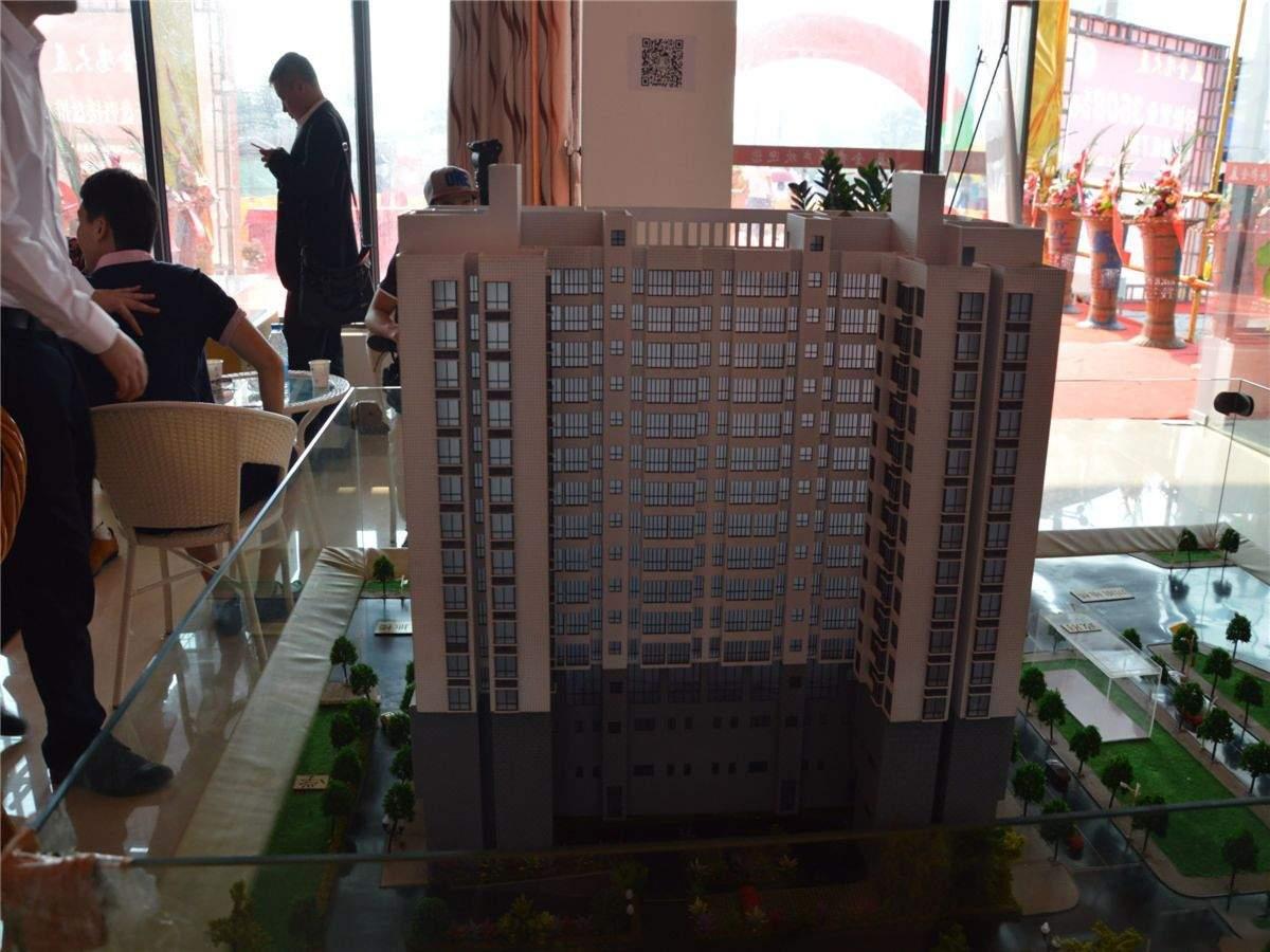 金鸡大厦实景图