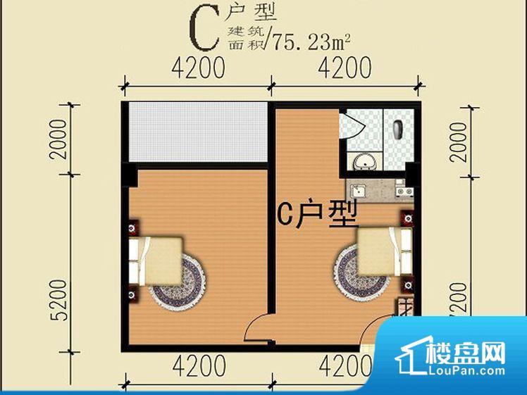 中山壹号广场户型图