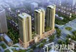 娄底恒隆国际公寓主体结构完工 顺利封顶
