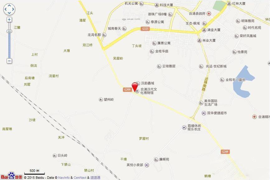 文昌新城位置图