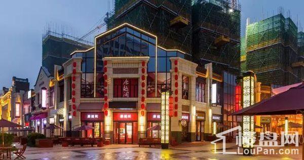 柳南万达广场实景图