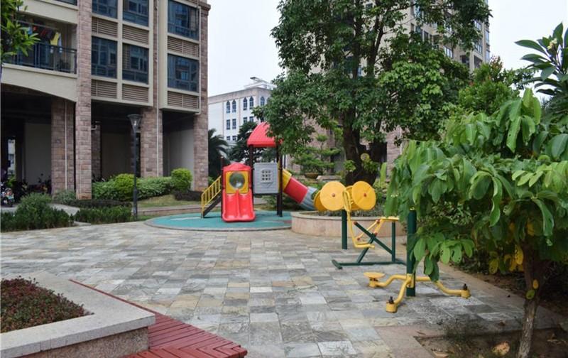 蓝海尚城实景图