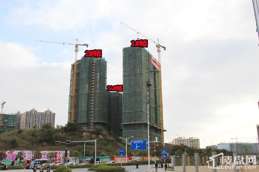 吉祥凤景湾实景图