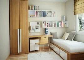 小户型家居装修原则