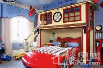 儿童房装修效果图以及装修细节