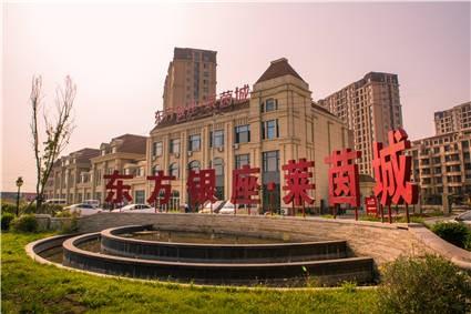 东方银座·莱茵城高层均价4500元/平米