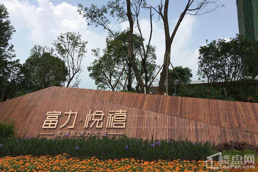 富力悦禧城实景图
