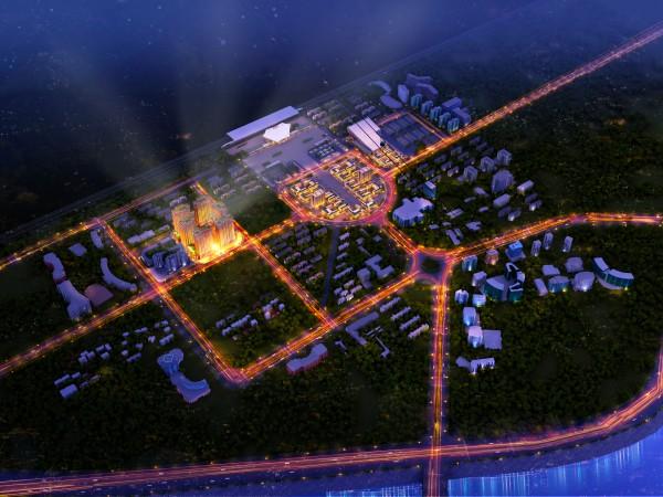 张家界张家界龙翔国际度假广场高清图