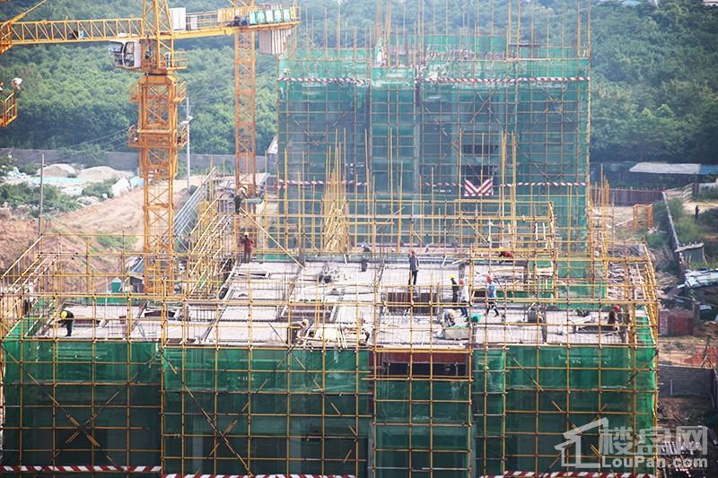 北海中港城实景图