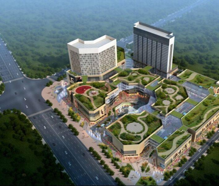 锦绣Mall