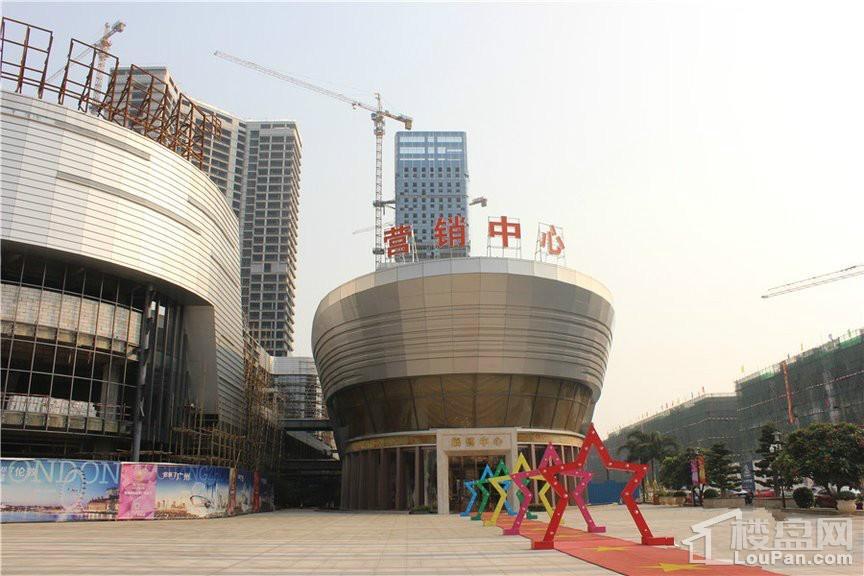 星港城实景图