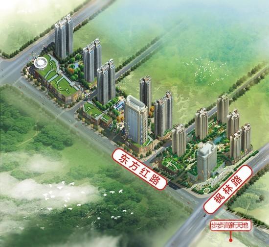 梅溪峰汇五江天街mall