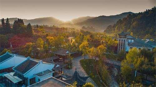 为您推荐玛御谷温泉小镇