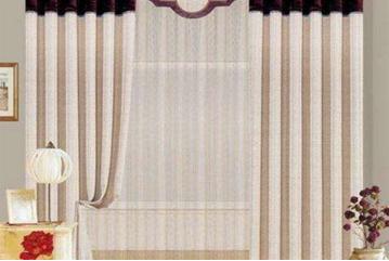 白色客厅家居窗帘选购技巧有哪些