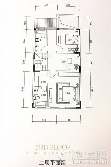 联排别墅M-Z1户型