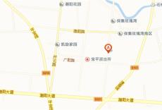 金厦龙第新城位置图
