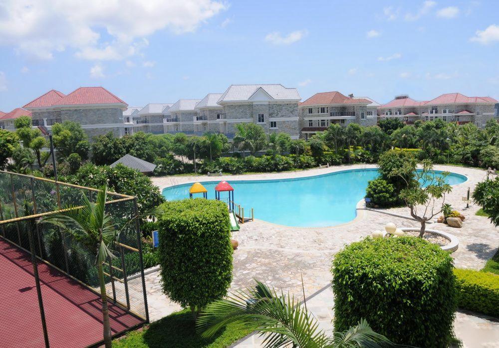 棕榈泉花园别墅实景图