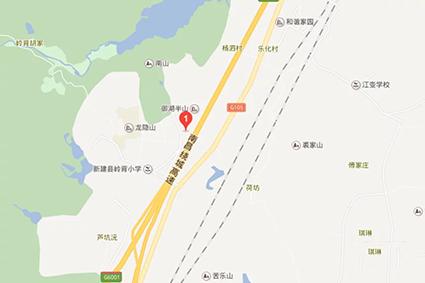 泰禾南昌院子位置图