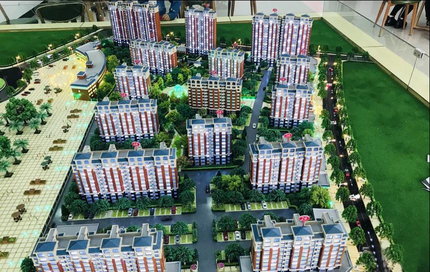 鹿苑康城实景图