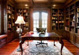 书房装修设计要留意什么