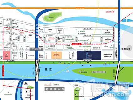 商联中心位置图