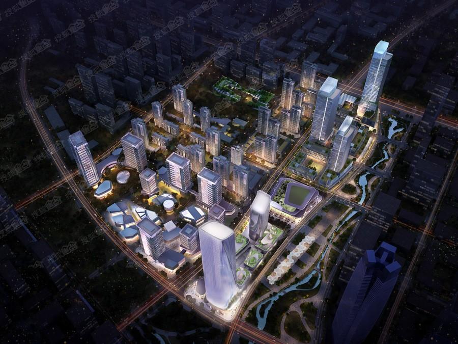 【华润置地广场】整体于2022年年底交房